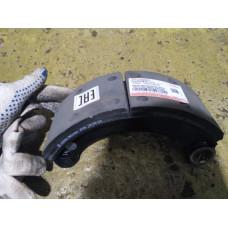 Колодка тормозная задняя/передняя N75