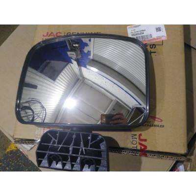 Зеркало бордюрное прямоугольное на дверь N-120