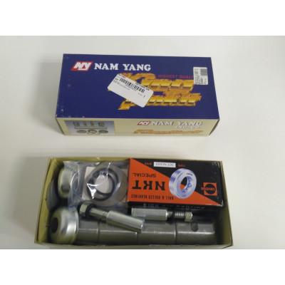 Ремкомплект шкворня (полный) HD-72 д 30
